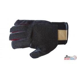 Střelecká rukavice uzavřená pro leváky
